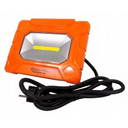 LAMPA HALOGEN. 50W COB-LED, 5000 LM, IP54, 2x230V,
